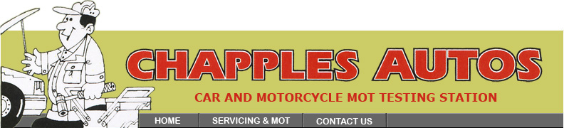 Chapples Autos of Newark - Car and Motorcycle MOT Testing and Servicing